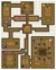 DD4 : Dangereuse Jungle - Carte ziggourat 1